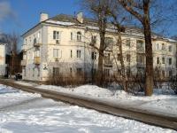 Казань, улица Бирюзовая (п. Юдино), дом 2. многоквартирный дом