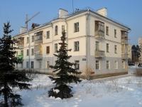 Казань, улица Бирюзовая (п. Юдино), дом 4. многоквартирный дом