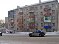 Казань, улица Бирюзовая (п. Юдино), дом 5. многоквартирный дом