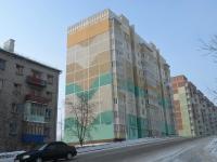 Казань, улица Бирюзовая (п. Юдино), дом 7. многоквартирный дом