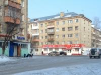 Казань, улица Бирюзовая (п. Юдино), дом 18. многоквартирный дом
