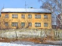 Казань, улица Больничная (п. Юдино), дом 14. многоквартирный дом