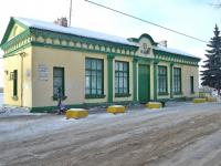 Казань, улица Молодогвардейская (п. Юдино), дом 1. вокзал