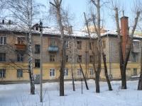 Казань, улица Нижняя (п. Юдино), дом 1. многоквартирный дом