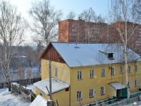 Казань, улица Нижняя (п. Юдино), дом 7. многоквартирный дом