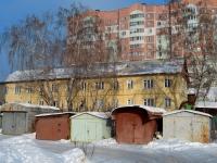 Казань, улица Нижняя (п. Юдино), дом 9. многоквартирный дом