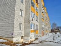 Казань, улица Привокзальная (п. Юдино), дом 8. многоквартирный дом