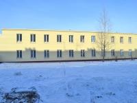 Казань, улица Привокзальная (п. Юдино), дом 8А. офисное здание