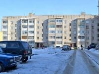 Казань, улица Привокзальная (п. Юдино), дом 10. многоквартирный дом