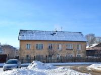 Казань, улица Привокзальная (п. Юдино), дом 31. многоквартирный дом