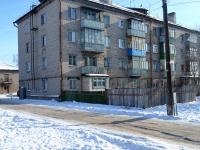 Казань, улица Привокзальная (п. Юдино), дом 40. многоквартирный дом