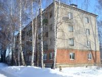 Казань, улица Интернатная (п. Залесный), дом 8. многоквартирный дом