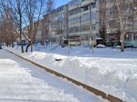 Казань, улица Хибинская (п. Залесный), дом 10А. многоквартирный дом