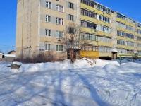 Казань, улица Хибинская (п. Залесный), дом 12. многоквартирный дом