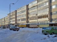 Казань, улица Хибинская (п. Залесный), дом 14. многоквартирный дом