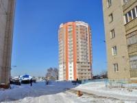 Казань, улица Хибинская (п. Залесный), дом 24. многоквартирный дом