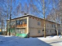 Казань, улица Гагарина (п. Осиново), дом 3. многоквартирный дом