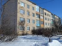 Казань, улица Гагарина (п. Осиново), дом 10. многоквартирный дом