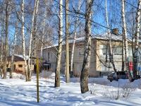 Kazan,  Svetlaya (Osinovo), house 1. Apartment house