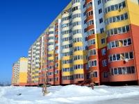 Казань, улица Гайсина (п. Осиново), дом 4. многоквартирный дом