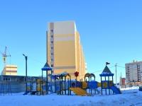 Казань, улица Садовая (п. Осиново), дом 4. строящееся здание