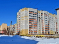 Казань, улица Ленина (п. Осиново), дом 6. многоквартирный дом