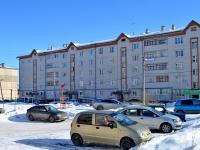 Казань, улица Майская (п. Осиново), дом 5. многоквартирный дом