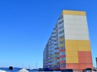 Казань, улица Спортивная (п. Осиново), дом 1. многоквартирный дом