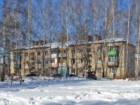 Казань, улица Центральная (п. Осиново), дом 6. многоквартирный дом
