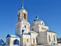 Казань, улица Шуравина (п. Осиново), дом 47Б. храм В честь Грузинской иконы Божией Матери