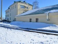 соседний дом: ул. Гаванская (п. Юдино), дом 61Б. офисное здание