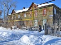 Казань, Революционный (п. Юдино) переулок, дом 20. многоквартирный дом