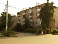 Казань, улица Белинского, дом 11. многоквартирный дом