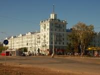Казань, улица Белинского, дом 1. многоквартирный дом
