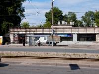 Казань, улица Копылова, дом 1А к.1. многофункциональное здание Маяк