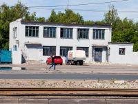 Казань, улица Копылова, дом 1А. офисное здание теплосетевая компания