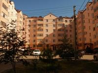 Казань, улица Тимирязева, дом 1А. многоквартирный дом