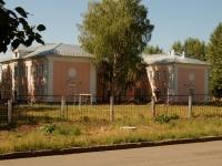 Kazan, st Timiryazev, house 3 к.1. boarding school