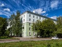 Kazan, st Timiryazev, house 4. Apartment house