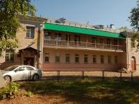 Kazan, st Timiryazev, house 8А. training centre