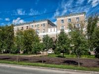 Казань, улица Тимирязева, дом 10. многоквартирный дом