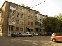 Казань, улица Лядова, дом 4. многоквартирный дом