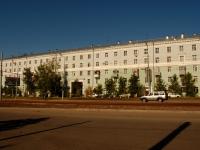 Казань, улица Лядова, дом 1. многоквартирный дом