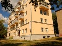 Казань, улица Лядова, дом 2. многоквартирный дом