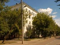 Казань, улица Лядова, дом 12. многоквартирный дом