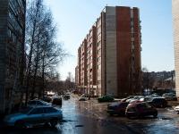 Казань, улица Лукина, дом 4. многоквартирный дом