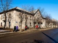 Казань, улица Лукина, дом 7. многоквартирный дом