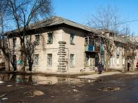 Казань, улица Лукина, дом 9А. многоквартирный дом