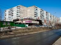 Казань, улица Лукина, дом 11. многоквартирный дом