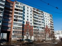 Казань, улица Лукина, дом 11 к.1. многоквартирный дом